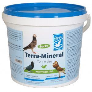 1262-Terra Mineral 4kg